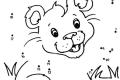 Unisci i puntini : il leone