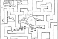 Passatempi per bambini : i labirinti