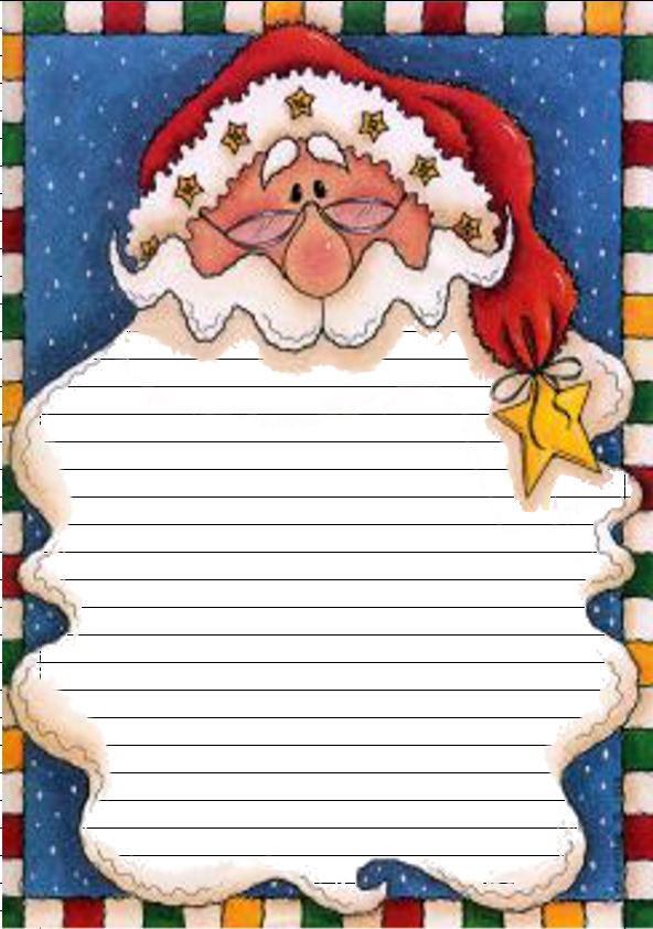 Babbo Natale Letterine.Letterina Per Babbo Natale