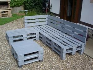 Mobili Da Giardino Con Pallet : Mobili da giardino fatti con pallet: arredo da giardino con i