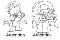 Bimbi del mondo: Argentina