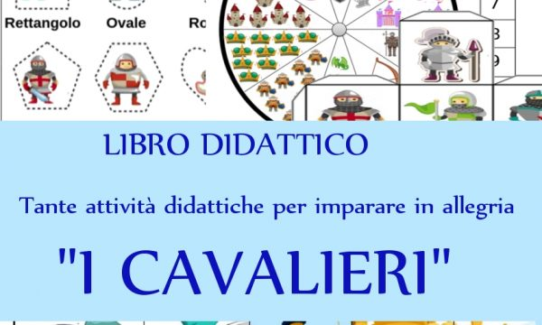 "Libro didattico ""I Cavalieri"""
