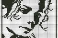 Schema punto croce: Michael Jackson