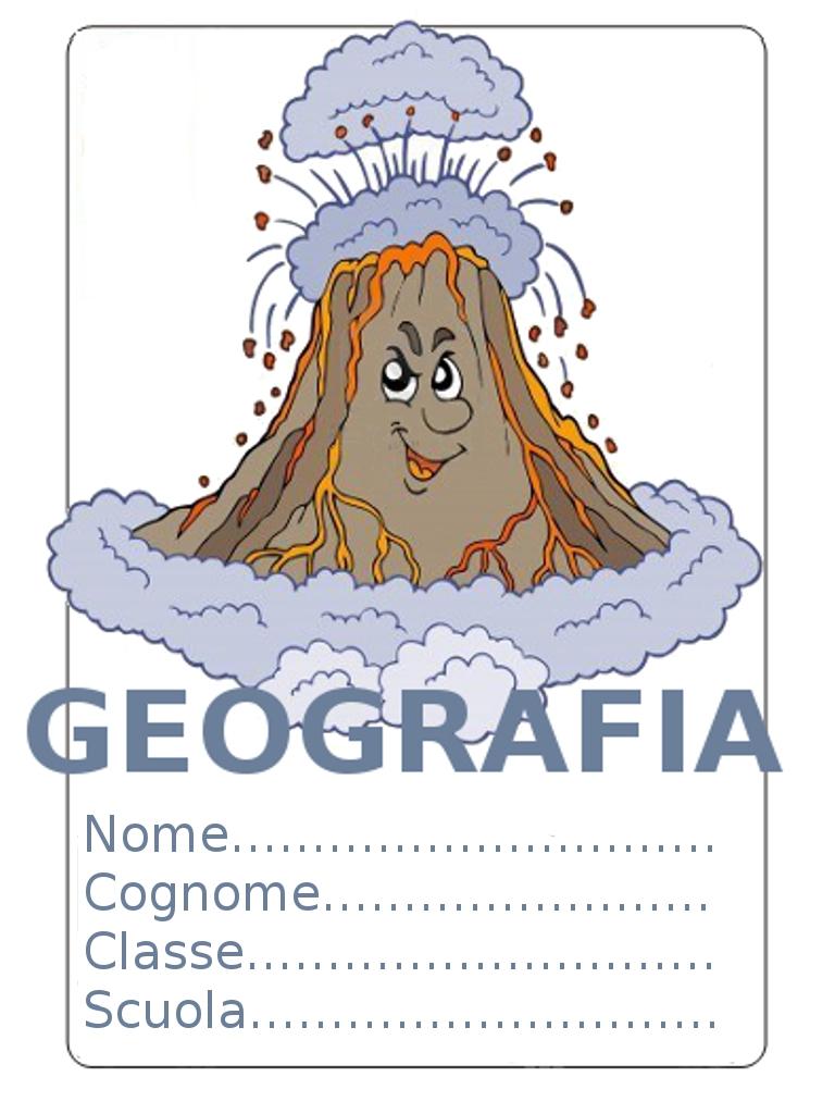 Copertine Quaderni Geografia