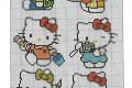 Punto croce: Hello Kitty