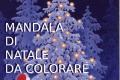 10 Mandala di Natale da colorare