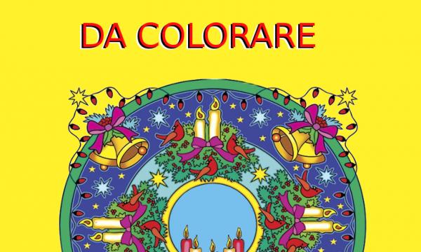 Coloriamo i Mandala del Natale