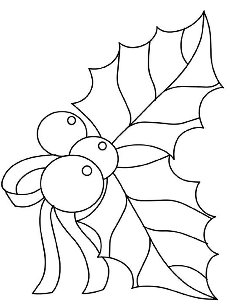 10 disegni sul natale da colorare mamma e casalinga - Dibujos de navidad faciles ...