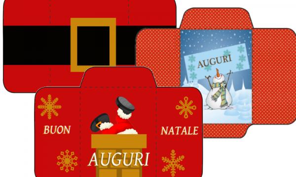 Biglietti Auguri di Natale da stampare