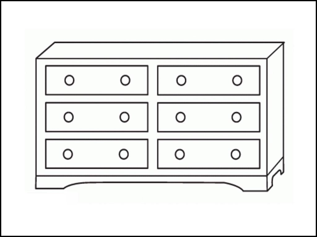 disegni da colorare i mobili mamma e casalinga