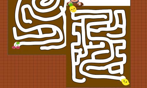 Labirinti: La talpa e le sue provviste