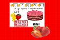 Torte, fragole e numeri