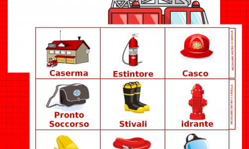 Didattica: Notizie sui Pompieri