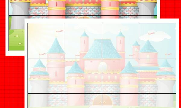 Passatempi: i puzzle delle Principesse