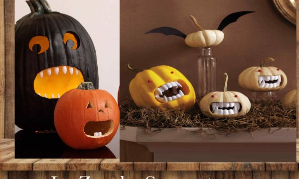 Zucche di Halloween: semplicemente spaventose