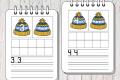 I cappelli di lana e i numeri