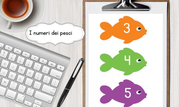 I numeri dei pesci