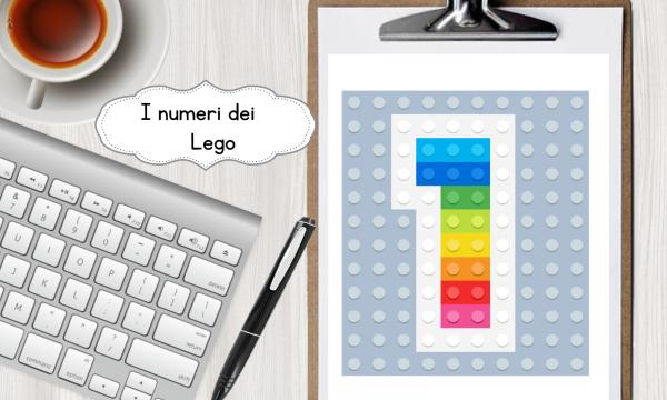 I numeri dei Lego