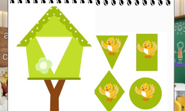 Geometria: i nidi